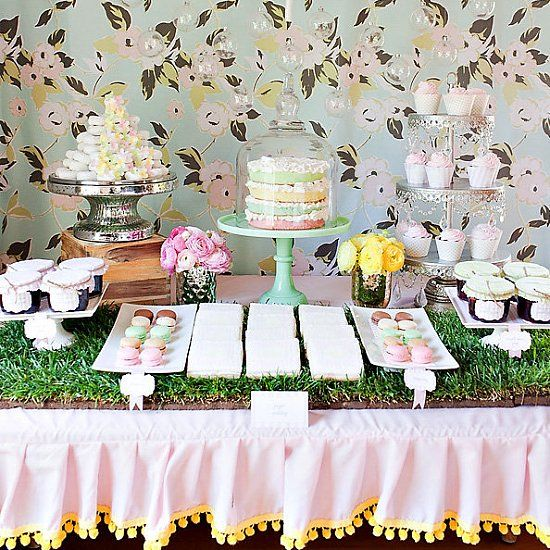 Your Step-by-Step (and Stress-Free!) Guide to Planning a Baby Shower: If you're the generous friend or relative who has taken the lead on planning a baby shower for your favorite mom-to-be, we salute you!