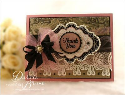 thank you card using JustRite Papercraft Kindness and Spring Word stamps and Spellbinders Labels Twenty designed by Darsie BrunoEveryday Cards, Cards Spellbinders, Cards Ideas, Beautiful Cards, Cards Mak, Cards Labels, Cards Justrite, Spellbinders Labels, Crafts