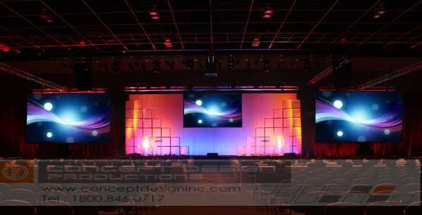 Do you have a large stage you need to fill with environmental elements?! No show is too big or too small for CDP! #design #events #corporate #staging #liveevents #liveshow #production  #eventplanning #event #creative #custom  #branding #logo #brand #modular