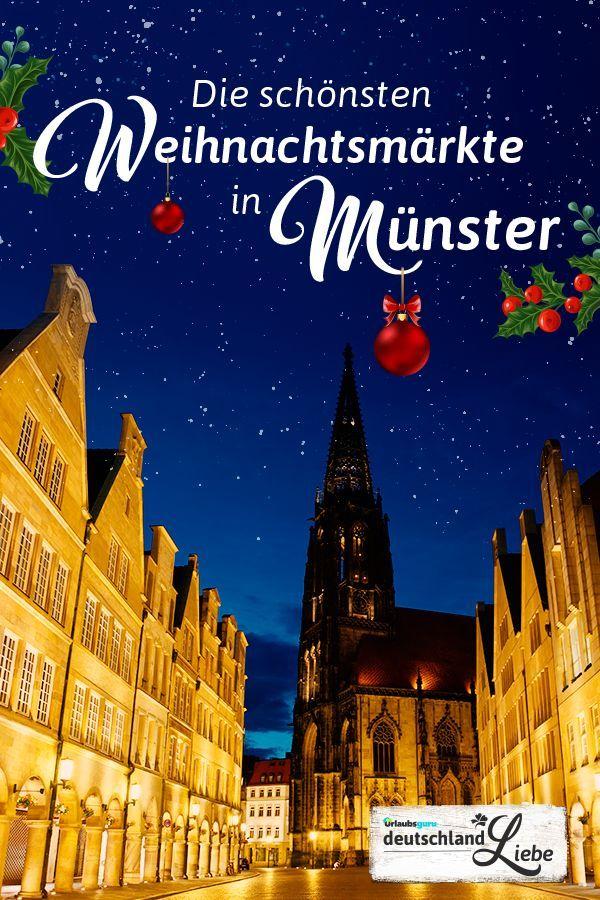 Münster Weihnachtsmarkt öffnungszeiten.Weihnachtsmärkte In Münster öffnungszeiten Und Infos In 2019