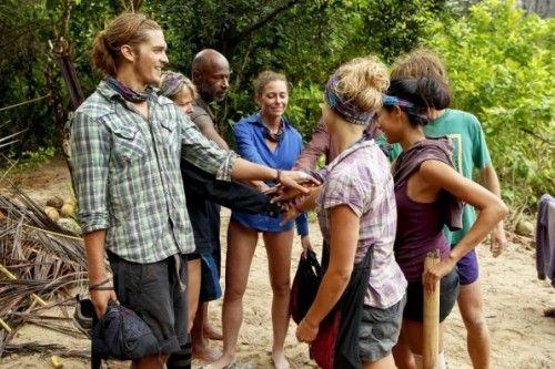 Survivor 2013 Live Recap: Episode 7 - How Strong Is Phillip? | Gossip and Gab