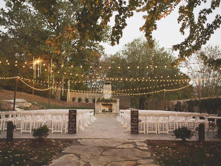 Outside wedding venues near chattanooga tn