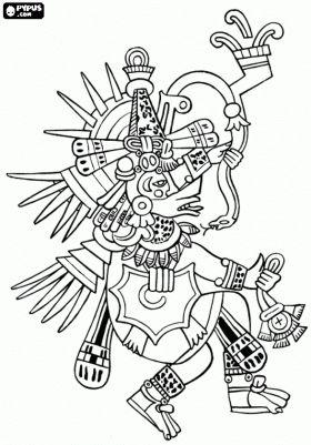 Aztec Gods & Godde...