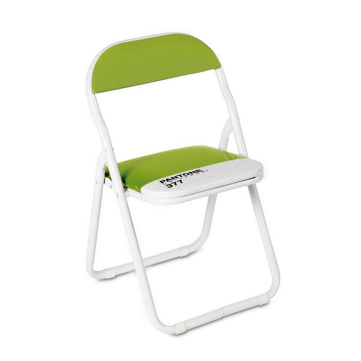 Metal chair PVC green mod. Baby Pantone, Seletti. // Silla de metal PVC verde mod. Baby Pantone, Seletti. // Sedia in metallo PVC verde mod. Baby Pantone, Seletti. #chair #silla #sedia #metalpvc #metalpvc #metallopvc #seletti