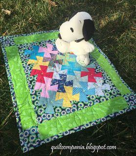 Quilt-компания: Кукольное одеяло 1