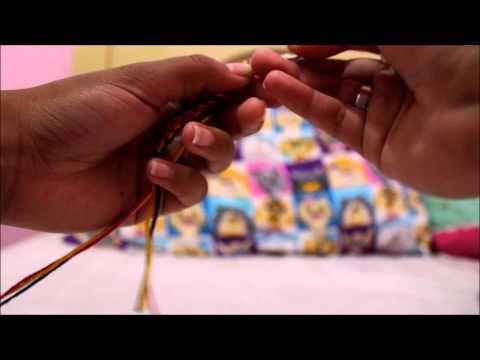 Faça a sua Wayuu Bag - YouTube