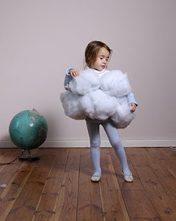 wish I would've been a cloud for Halloween as a kid