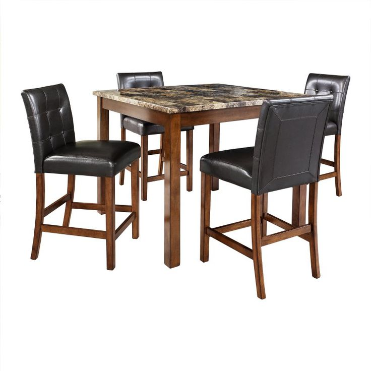 25 best ideas about counter height dining sets on for 5 piece living room table set