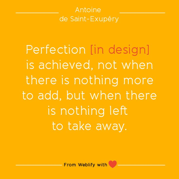 Inspiring coding quotes: Antoine de Saint-Exupery