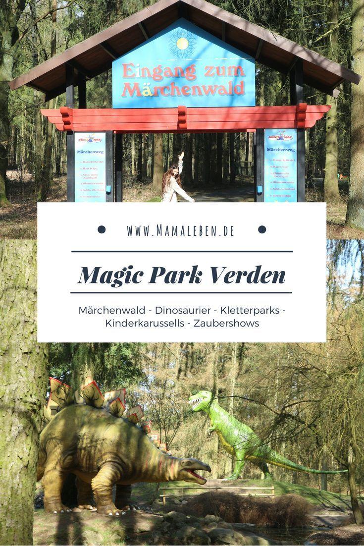 Ein Magischer Vormittag Im Magic Park Verden Mamaleben Freizeitpark Deutschland Reisen Mit Kleinkindern Ausfluge Mit Kindern