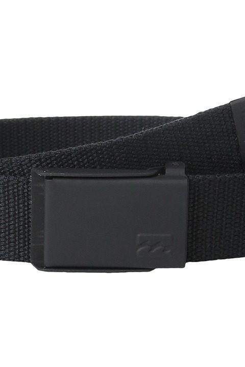 Billabong Cog Belt (Black 3) Men's Belts - Billabong, Cog Belt, MABLGCOG- BLK, Apparel Bottom Belts, Belts, Bottom, Apparel, Clothes Clothing, Gift, - Street Fashion And Style Ideas