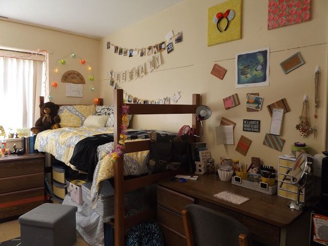 Summertime Sweety: College Countdown: Appalachian State University Dorm Tour Part 56