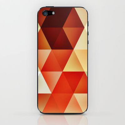 Randomik XXV iPhone & iPod Skin