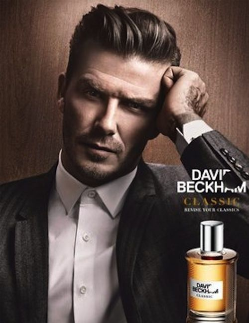 The 11 Most Intense Sexual Moments From David Beckham's Fragrance Ad