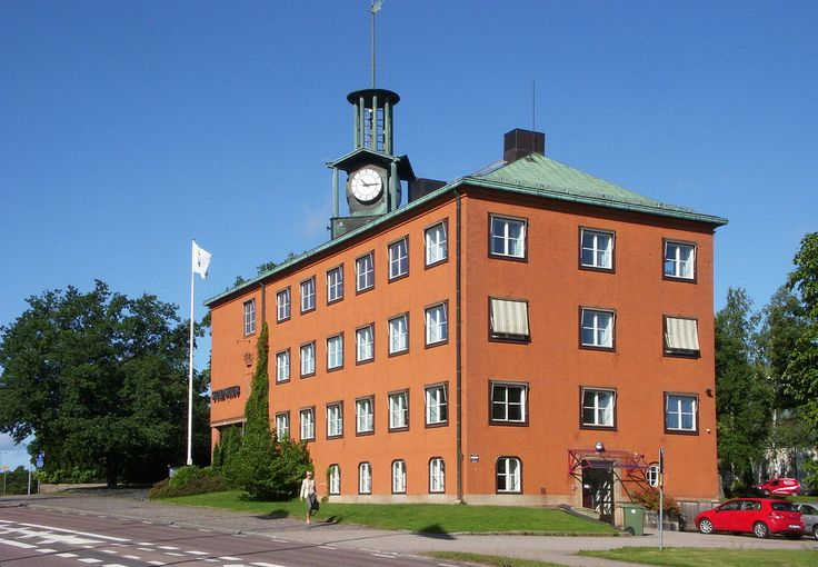 Ludvika stadshus fasad 2013 - Cyrillus Johansson – Wikipedia