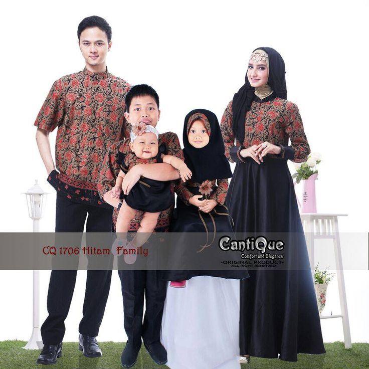 Saat bahagia di momen Lebaran, Hari Raya Idul Fitri bersama dengan keluarga tercinta, hadirkan dan gembirakan suasana dengan Gamis Sarimbit ...