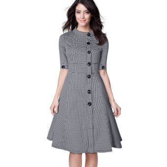 Miusol dresses are made with the customer\'s fit,satisfaction and comfort in mind.This dress is made from Cotton.