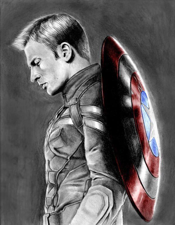 Captain America: The Winter Soldier - Chris Evans