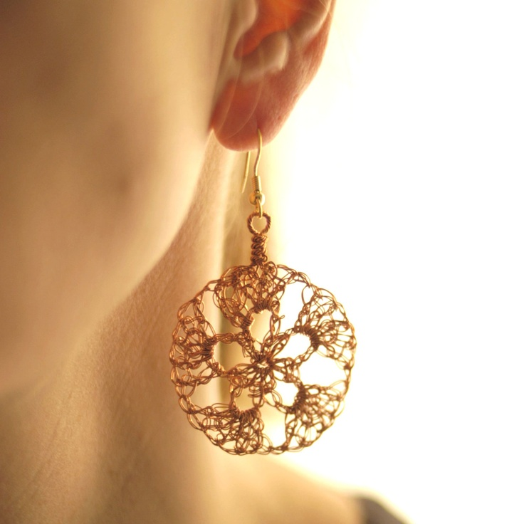 17 best Wire Crochet images by Jewelry Tutorial HQ on Pinterest ...