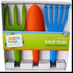 Fantastic Hand Tools that are fabulous for the garden and also great  for a trip to the beach or park.  $17.95