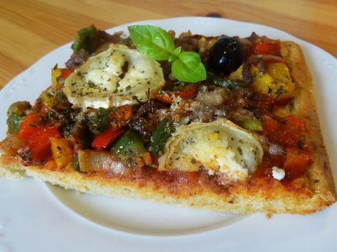 Oui il est très facile de se faire des pizzas Paléo (et sans gluten) ! La preuve avec cette recette détaillée de pizza que vous ne pouvez pas louper ;-)