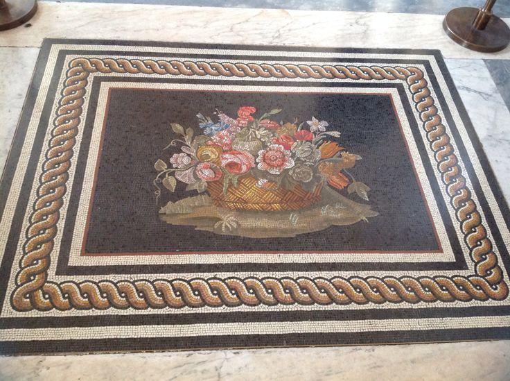Мозаика в Ватикане