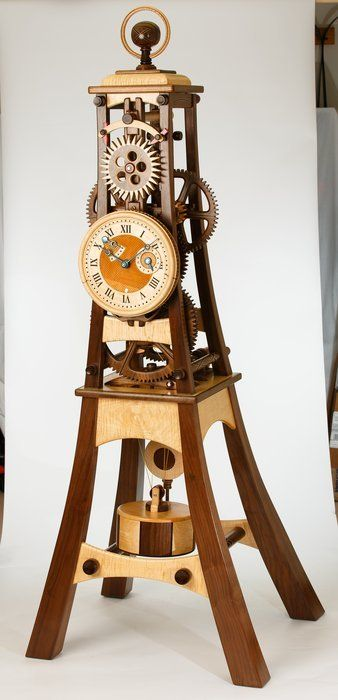 I would like this wooden M12 clock, please. (Now give it to me. I asked nicely...)