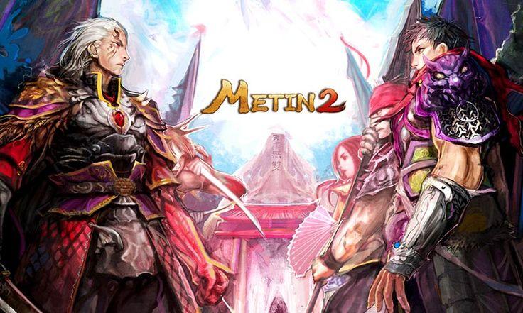 Обзор Metin 2
