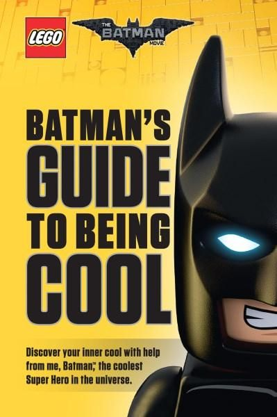 If you're going to choose someone to write a guide to being cool, you can't go past Batman!