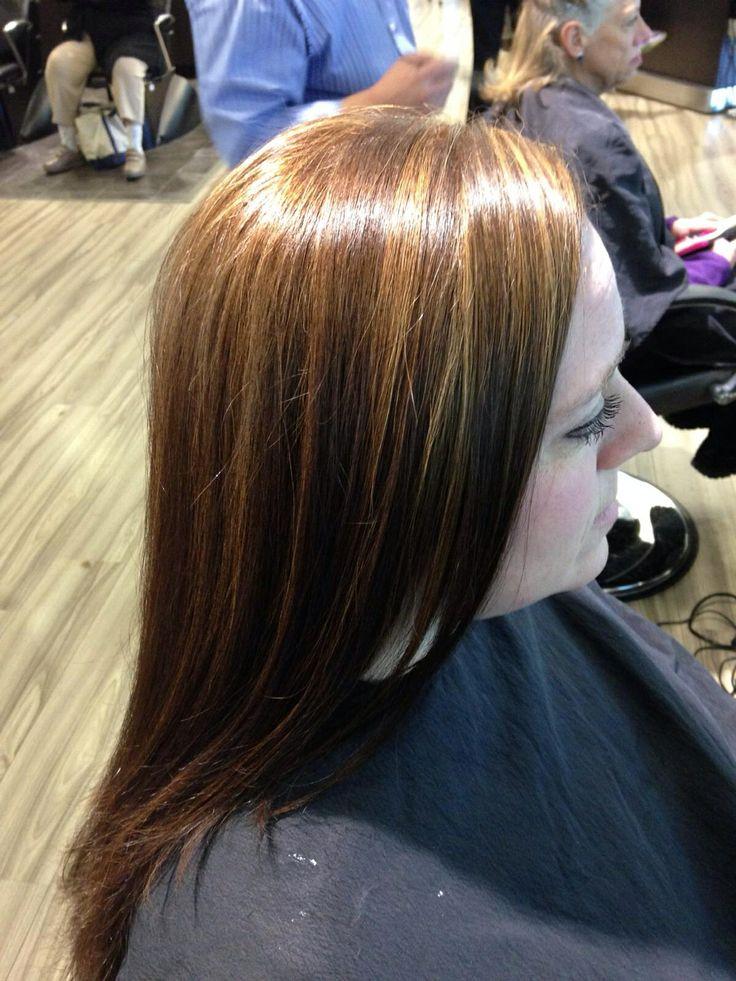 26 best hair i 39 ve done images on pinterest jordan for Salon hanna