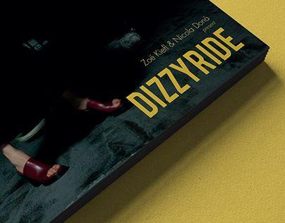 "Check out new work on my @Behance portfolio: ""Dizzyride / vinyl artwork"" http://be.net/gallery/47416695/Dizzyride-vinyl-artwork"