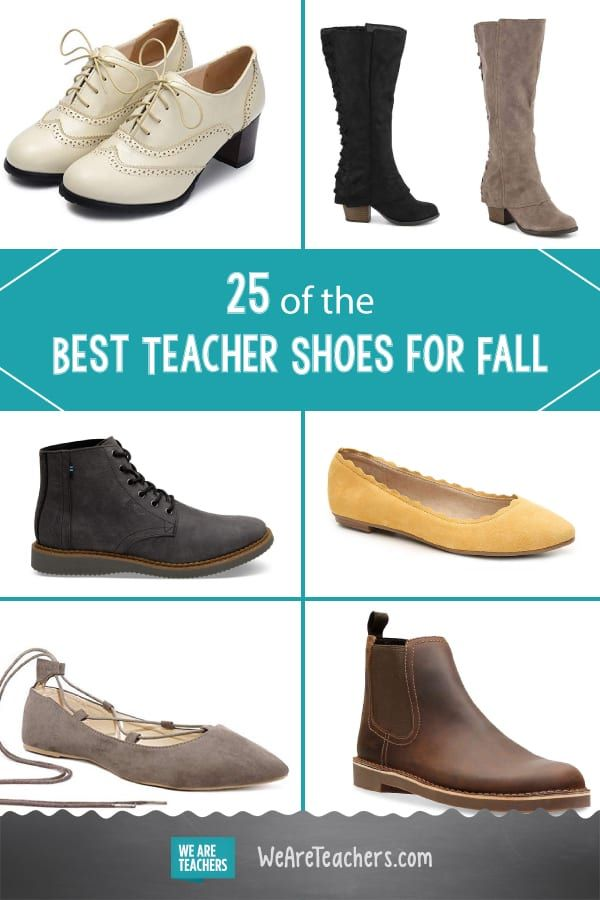 ad187658a9a 25 of the Best Teacher Shoes for Fall | Shoes | Teacher shoes, Best ...