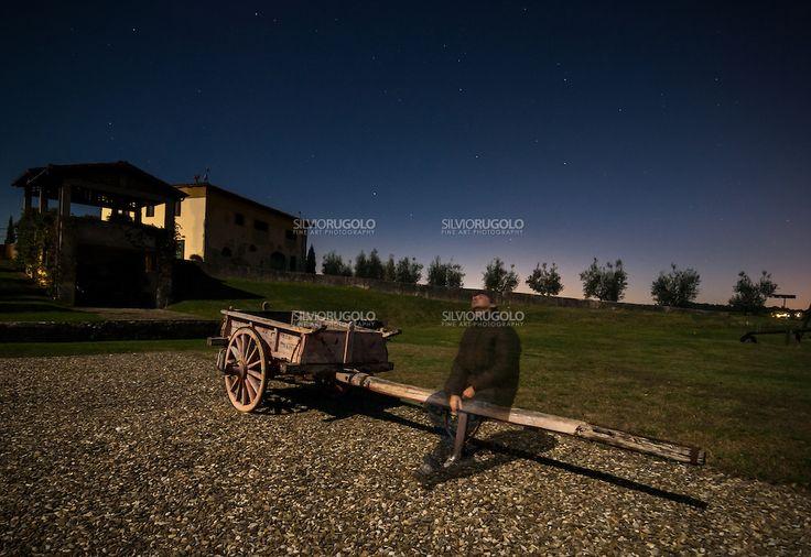 Moonlight ghost | Silvio Rugolo Fine Art Photography