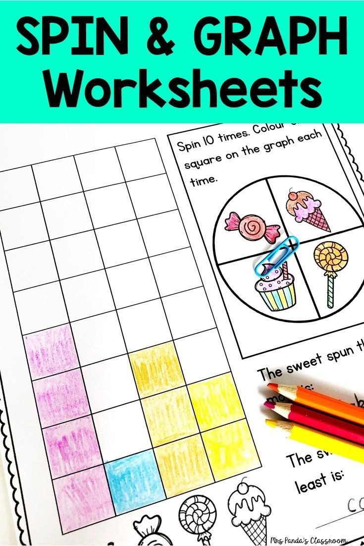 Picture Graph Activities For Kindergarten And 1st Grade Picture Graph Worksheets Graphing Activities Picture Graphs