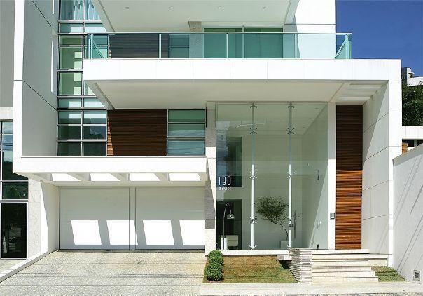 26 best images about fachadas de casas on pinterest for Fachadas de casas modernas puerto rico