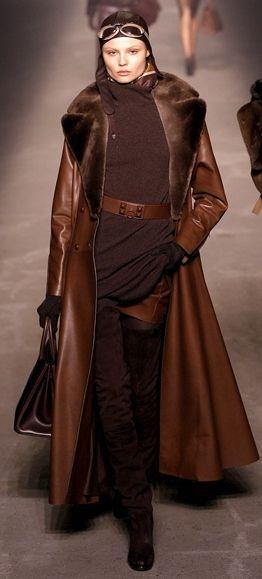 Hermès - amazing coat