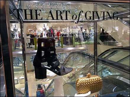 If Giving is an Art, this Museum Case suggest how to be the most creative with your Gifting. Of course you might be forgiven if you fell in love with the offerings and gifted yourself. The unusual ...