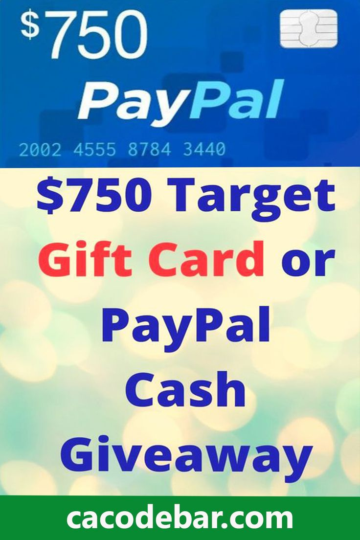 Free paypal gift card digital codes100 working in 2021