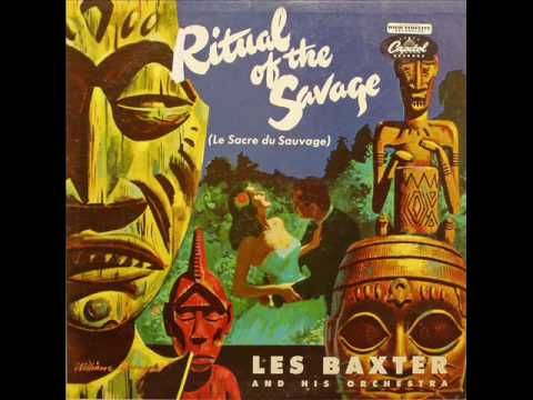 ▶ Les Baxter - Busy Port - YouTube