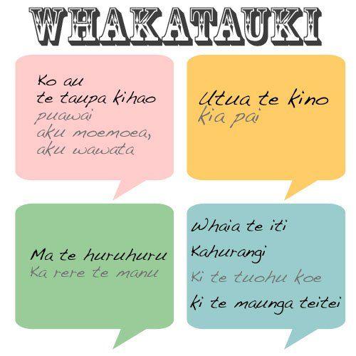 -whakatauki