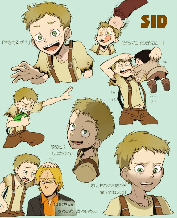 Anime Characters Age : Images about ice age on pinterest tracers film