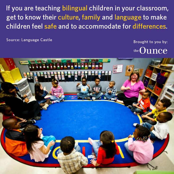 Supporting ELLs in the Mainstream Classroom: Language Tips