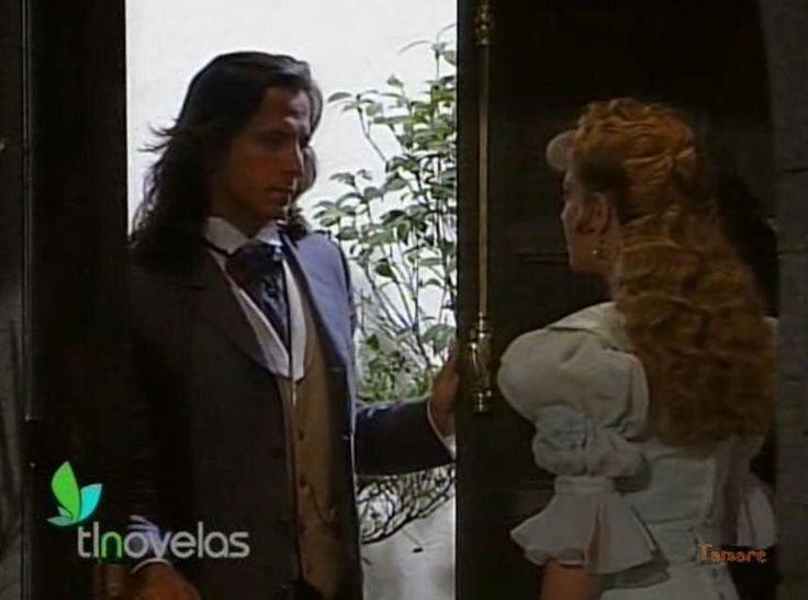 Twitter / TelenovelaCS93: #Juan visita a #Mónica. Capitulo ...
