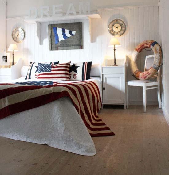 12 besten Maritim home Bilder auf Pinterest Maritim, Ferienhaus - schlafzimmer maritim einrichten