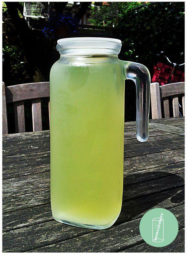 Zelf limonade maken is makkelijk en lekker. Maarten maakt dit als hij citroenen over houdt van limoncello maken. Op deze limonade zullen je kinderen dol zijn! Bekijk hier het recept.