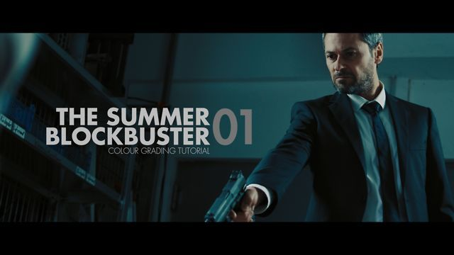 The Summer Blockbuster look - using the powerful 2 node subtractive colour setup.