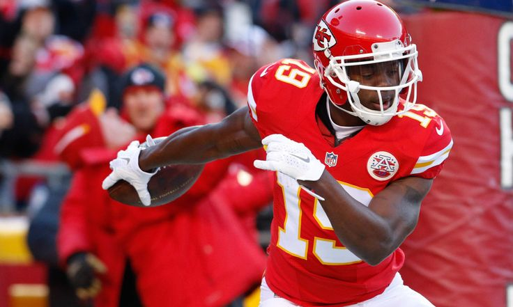 DFS: Jeremy Maclin an underrated option for Saturday's slate = There aren't many players you should feel comfortable deploying in DFS lineups for Saturday's Wild Card opener.  Both defenses feature elite pass rushes, top-10 run-stoppage crews and strong cornerback contingents. They have the numbers to prove it, with.....