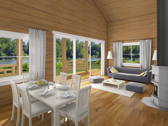Schone Fertighauser Unter 80 000 Euro Das Haus Haus Fertighaus Gunstig Kleine Hauser Bauen
