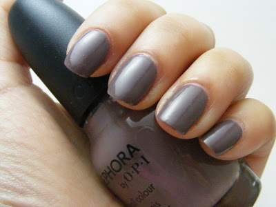 Miss Nail Polish: Sephora by OPI Metro Chic