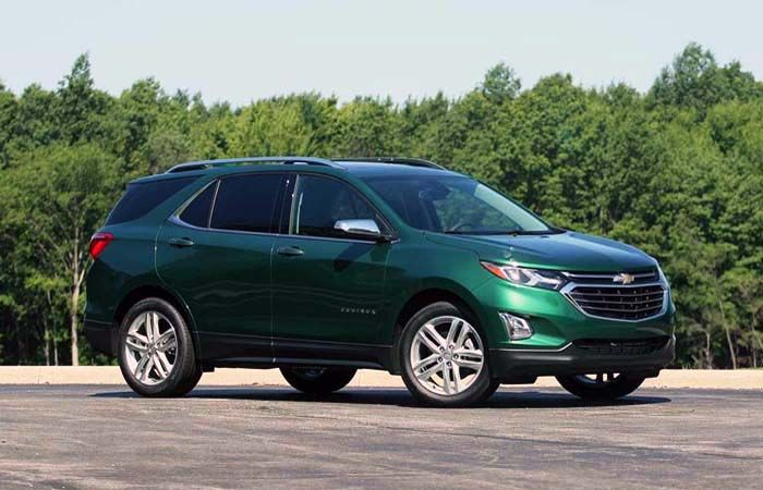 2019 Chevy Equinox Overview The Incredible Suv Comer
